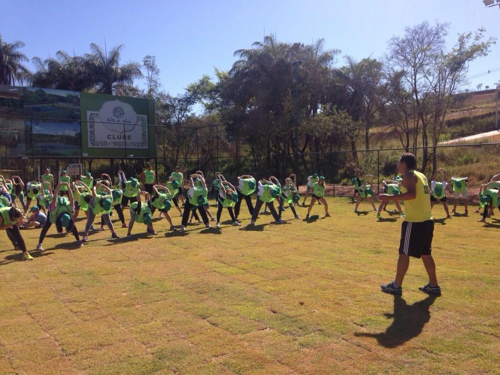 Valle da Serra_Teo Esportes_caminhada_alongamento
